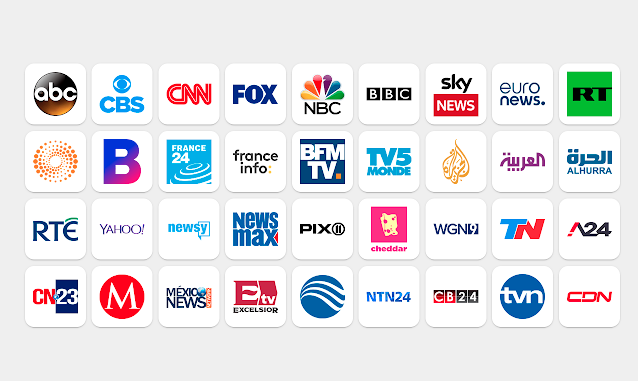 unlimited tv channels
