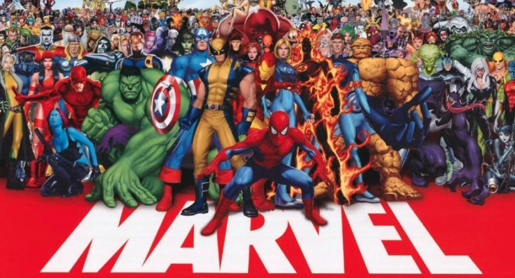 powerful marvel characters