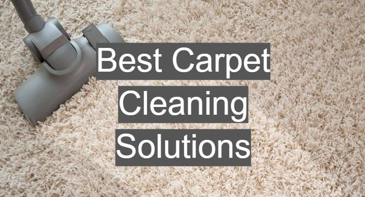 top ways to clean carpet